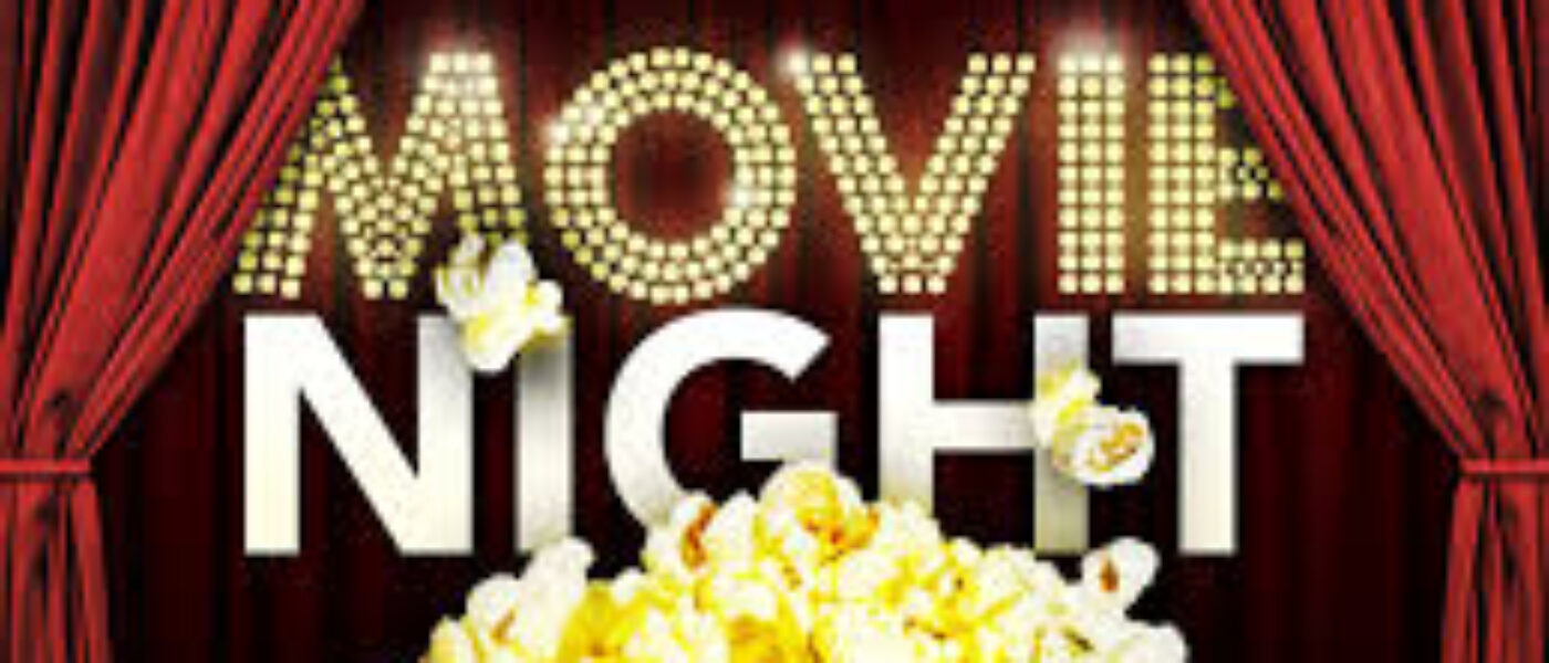 Vast Broadband Presents Monday Night Movie Night