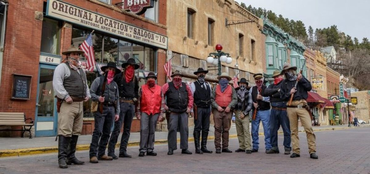 Deadwood Alive Returns to Outlaw Square for the Spring Season
