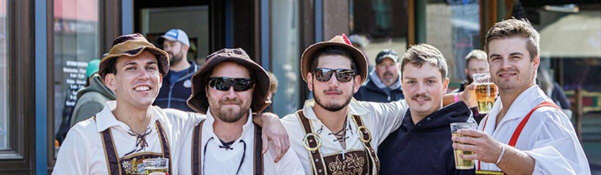 Oktoberfest Returns to Deadwood October 1st & 2nd